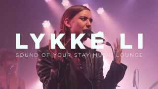 Lykke Li - I Follow Rivers (Live)