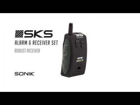 Sonik SKS Alarm & Receiver Set