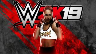 "#LR WWE 2k19 ""Rowdy"" Ronda Rousey ""Bad Reputation"" (Arena Effects)"