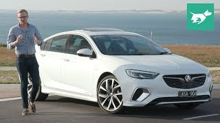 Holden Commodore 2018 Review width=