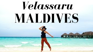 Velassaru Maldives: Resort Tour!