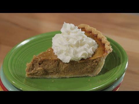One Easy Pumpkin Pie Recipe