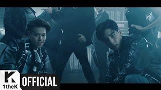 [MV] HIGH4 20 _ HookGA(Hook가) (Feat. HWASA(화사) Of MAMAMOO(마마무)) (Choreography Ver.)