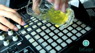DJ Mouss & MC Eklips @ LeGaga July 20th 2012
