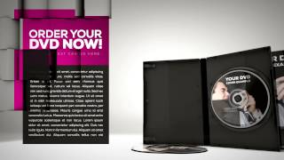 After Effects Template - Promote Your DVD