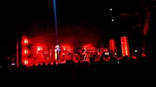 Massive Attack - Paradise Circus - 10 / 02 / 2016 LIVE@Rockal