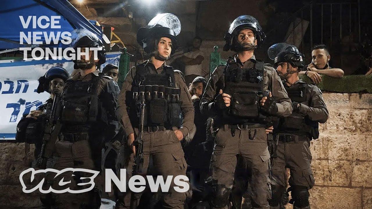 Inside the Battle for Jerusalem