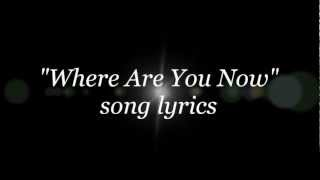 Nazareth - Where Are You Now lyrics