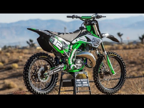 2003 Kawasaki KX125 2 Stroke Project Build - Motocross Action Magazine
