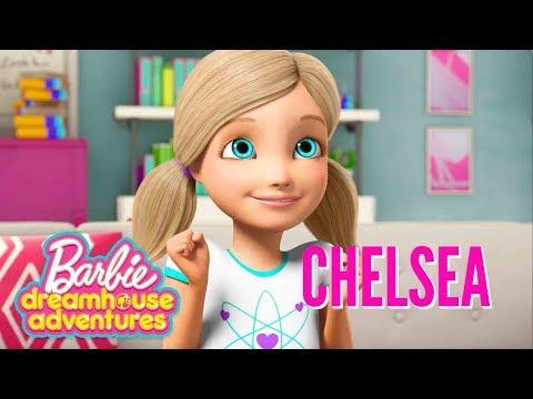 Trifft Chelsea! 💖Barbie Traumvilla-Abenteuer 💖Barbie Cartoons für Kinder