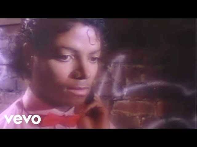 "Video oficial de ""Billie Jean"" de Michael Jackson"