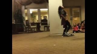 Isabela moner dancing