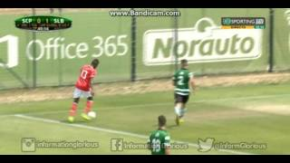 Juvenis 'A': Sporting CP 0-5 SL Benfica