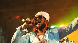 Chezidek - Bun Di Ganja  @ Reggae Jam 2015