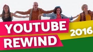Vídeo de fim de ano da firma #YouTubeRewind 📽🎬🇧🇷