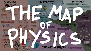 The Map of Physics width=