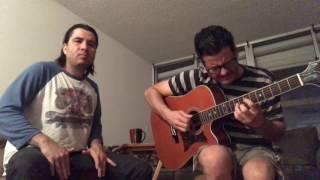 Todo el mundo necesita amor. Acoustics Dr pedro con Marcos Gallardo.