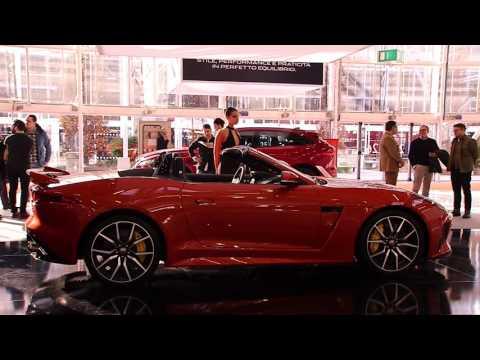 Jaguar al Motor Show di Bologna 2016