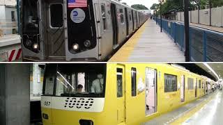 Keikyu 1000N Keikyu Line, 🇯🇵 vs R160 MTA New York City Subway Transit, NY, 🇺🇸