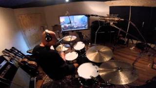 DrumCam - Recording with The Lachy Doley Group