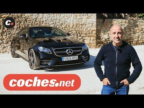 Mercedes-AMG E 53 4Matic+ Coupé 2018 | Prueba / Test / Review en español | coches.net