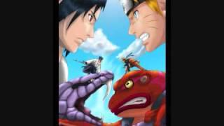 Naruto Unreleased Soundtrack-Heavy Violence (anime version)