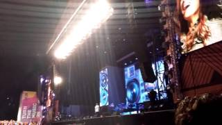 Eminem agitando o público brasileiro no Lollapalooza 2016 (HD)