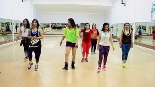 "Zumba ""Duele El Corazon By Enrique Iglesias Ft Wisin /Choreo By Chenci/WKM Studio -Sangatta Kaltim"