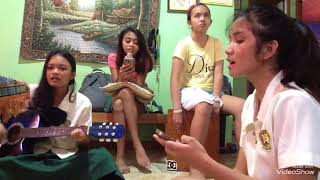 HULING SAYAW- KAMIKAZEE COVER (PRACTICE) | THE ANAHELLÀ