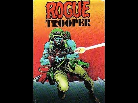 Este me lo pasaba ¿y ahora?: Rogue Trooper (Pirahna)