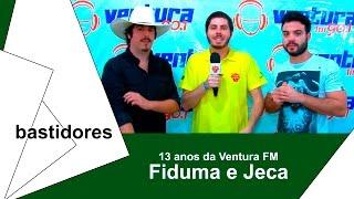 Programa Sabor Brasil - Bastidores - Entrevista com Fiduma e Jeca