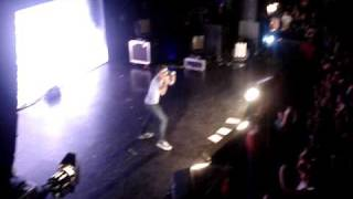 Kid Cudi - Dat New New LIVE BOSTON HOUSE OF BLUES******