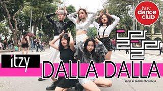 [ITZY DANCE COVER CONTEST][KPOP IN PUBLIC CHALLENGE] DALLA DALLA (달라달라)/ BUV Dance Club from Vietnam