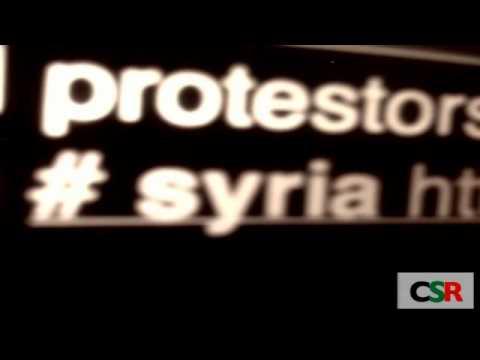 CSR SING FOR SYRIA Promo