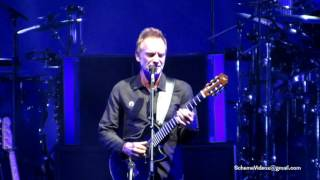 Sting and Peter Gabriel - FRAGILE - Nikon at Jones Beach Theater, Long Island - 6/24/16