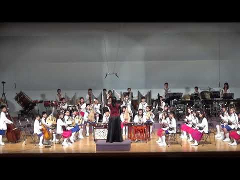 神遊浯州醉金城:指揮林莉訪老師