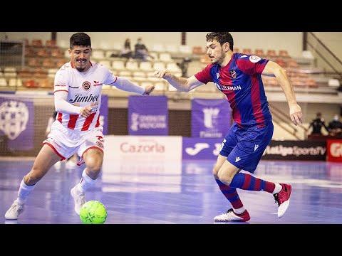 Levante UD FS - Jimbee Cartagena Jornada 30 Temp 2020-21