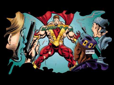 Ultraverse: Prime (Malibu Comics Entertainment, CD-ROMIX!) (MS-DOS) [1993]