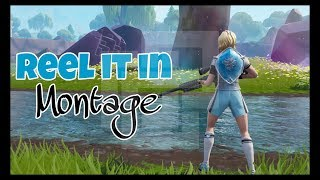 Fortnite Montage - REEL IT IN (Aminé)