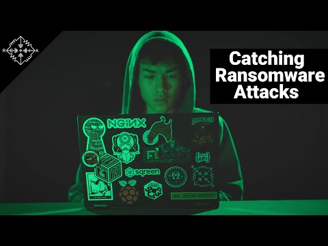How Companies Catch Ransomware Hackers