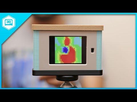 DIY Arduino Thermal Camera