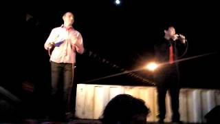 Asesina - Los Palmeras (Cover Gonzalo Y Agustin)