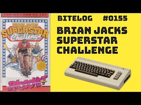 Brian Jacks Superstar Challenge (COMMODORE 64) [BITELOG 0155]