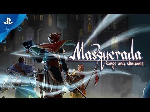Masquerada: Songs and Shadows – Launch Trailer | PS4