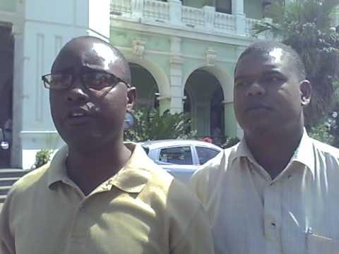 Mosambique Edgar Agostinho shows us Maputo