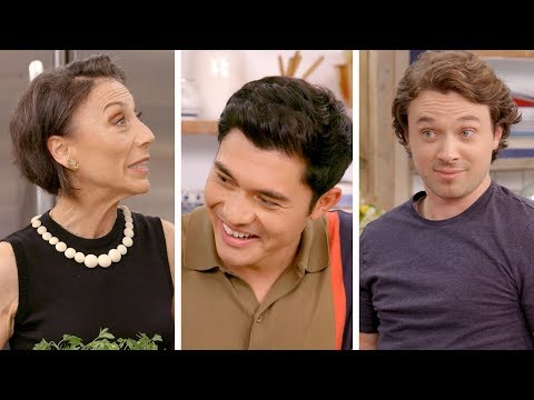 Recreating My Mother-in-Law?s Recipe with Crazy Rich Asians star Henry Golding