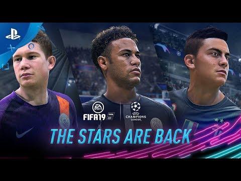 FIFA 19 - UEFA Champions League is Back | PS4