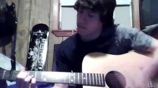 WONDERWALL by Oasis - sung by Matthew S. Haas 1-15-12.wmv
