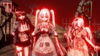 MMD 🎃 THE ZOMBIE SONG 🎃 - Tda Doll Miku