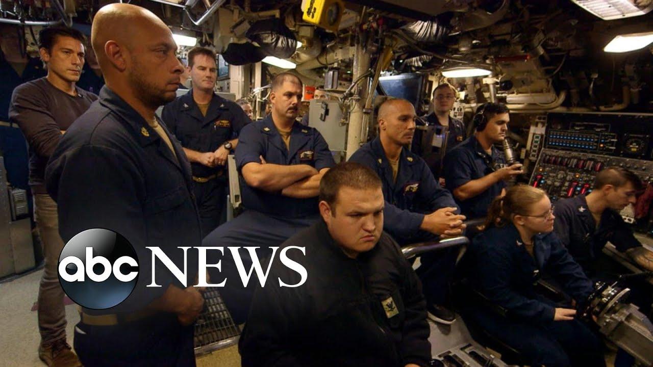 A rare look Inside Nuclear Powered Submarine USS Florida
